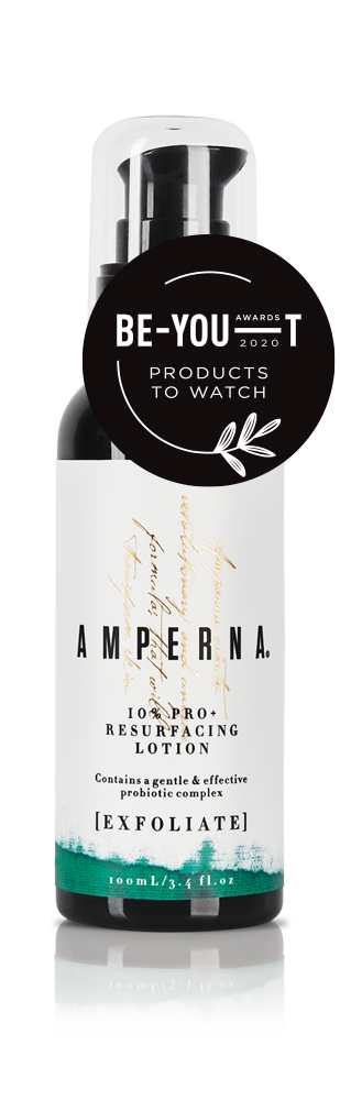 AMPERNA® 10% Pro+ Resurfacing Lotion