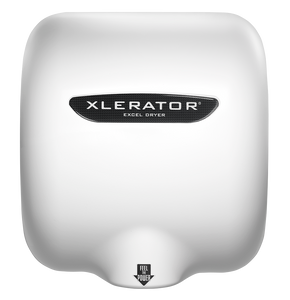 XLERATOR Hand Dryer Model XL-BW Front View