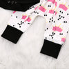 Princes Bodysuit and Pants 3PCS Set