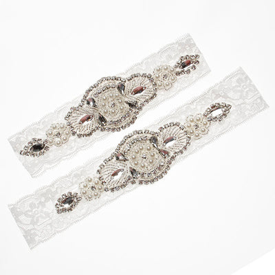 Vintage Inspired Couture Luxury Rhinestone Princess Headbands
