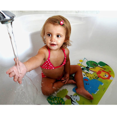 Animal No-Slip Baby Bath Mat
