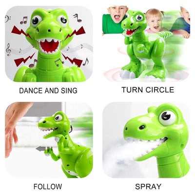 Interactive Smart RC Pet Dinosaur