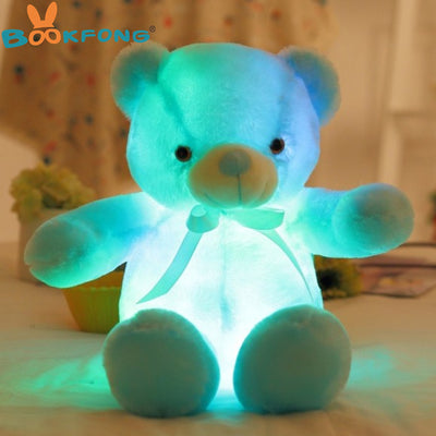 Plush LED Glowing Teddy Bear
