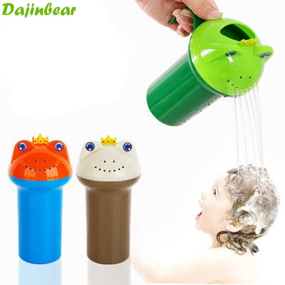 Fuss Free Frog Shampoo Shower Cup
