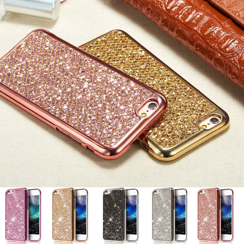 iPhone Glitter Bling Case