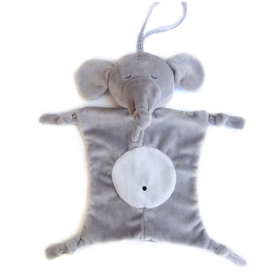 Soothing Animal Newborn Blankies