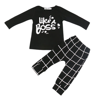 Like a Boss 2pc Set
