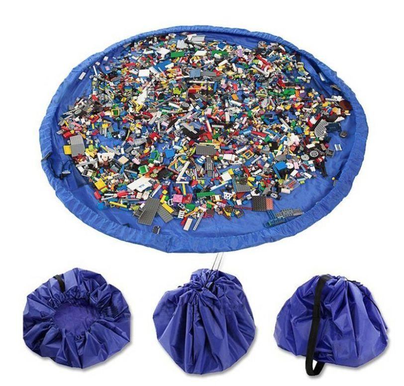 Portable Kids Storage Bags