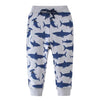 Patterned Baby Shark Pants