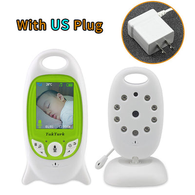 TakTark Wireless Video Baby Monitor