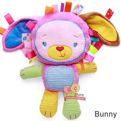 Cute Plush Rattle Stuffed Animals