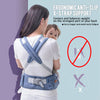 Ergonomic Hipseat Baby Carrier (6 in 1)
