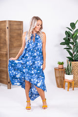 Starry Night HighLow Dress