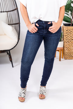 Life Is A Highway Judy Blue Skinny Jeans