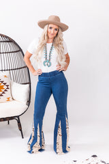 Talkin' Tennessee Denim Flares