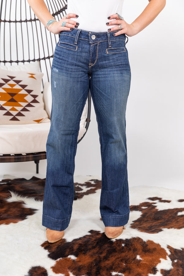 Miss Lucy Ariat Trouser Denim Jeans