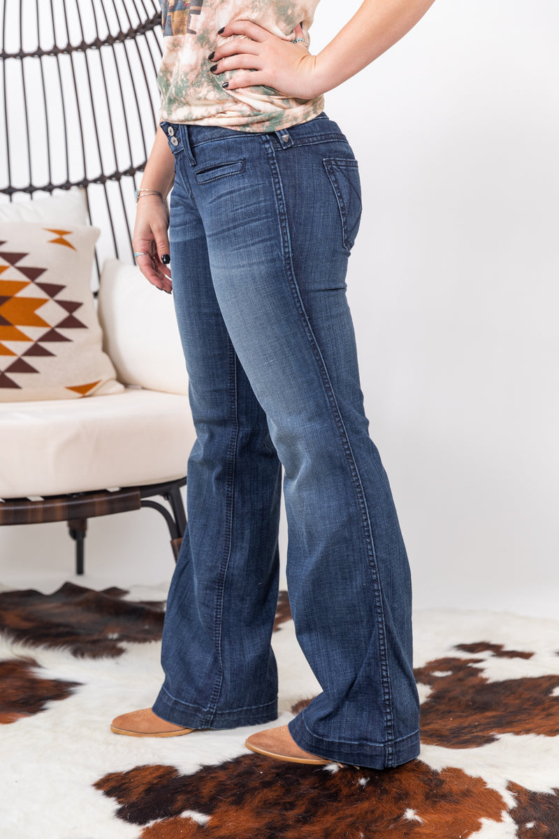 Miss Ella Ariat Denim Trouser Jean