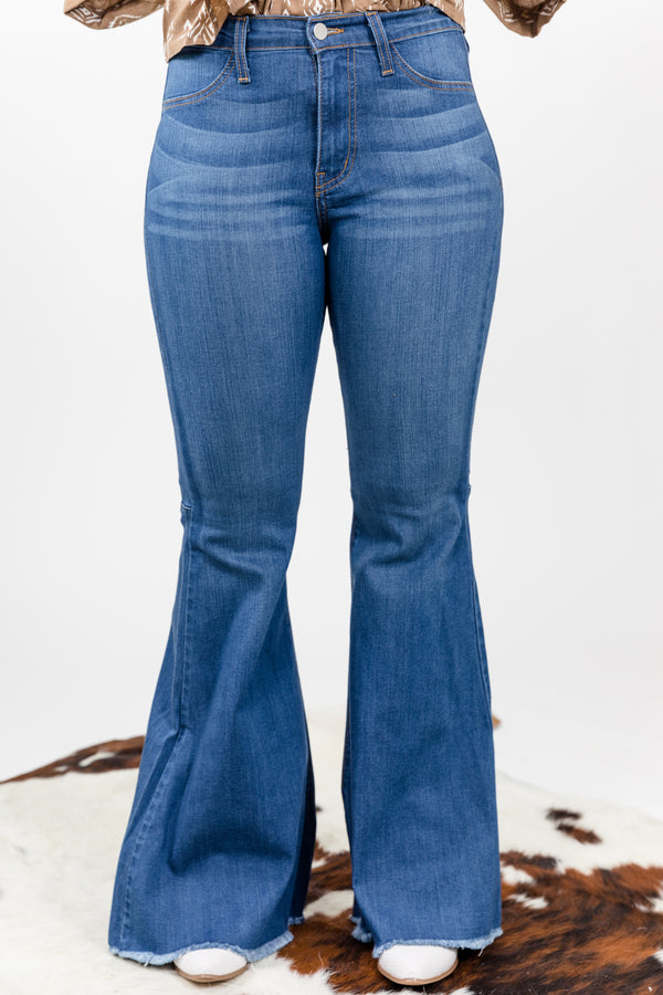 Underwood Denim Bell Bottoms