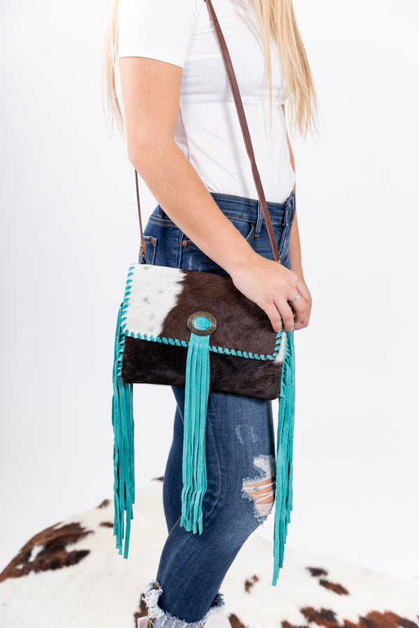 Buckstitch Dimestore Cowgirl Purse
