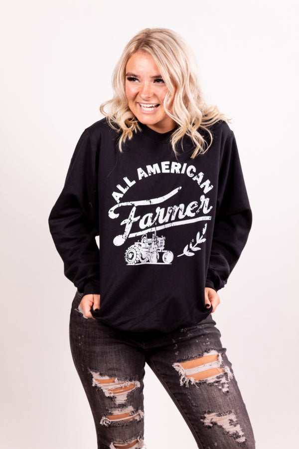 All American Farmer Sweatshirt