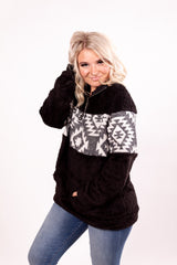 All About Aztec Winter Pull Over
