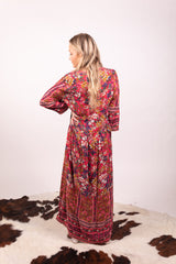 The Patsy Baby Doll Maxi Dress