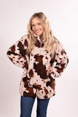 Cow Belle Sherpa
