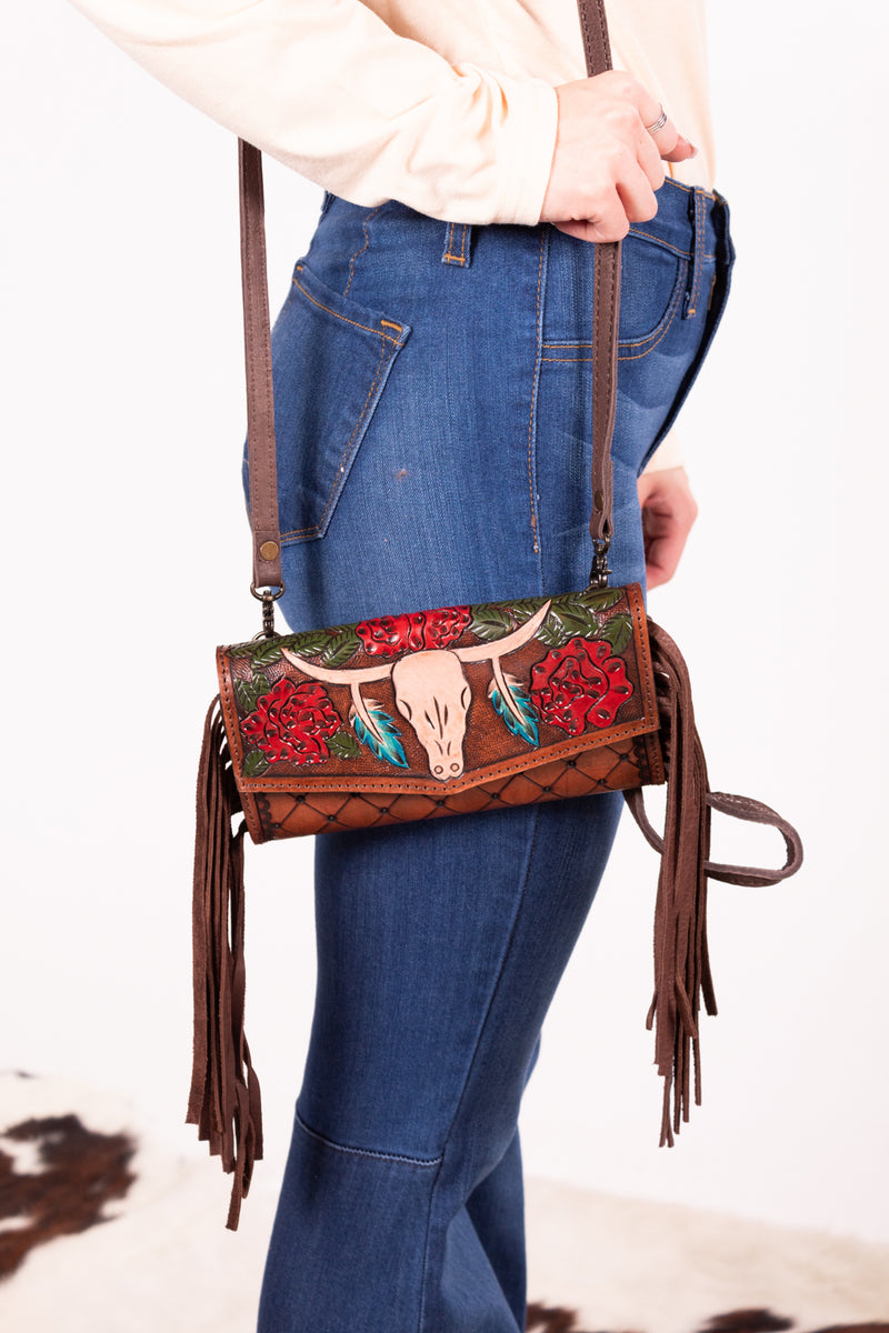 Rodeo Sweetheart Wallet And Coin Purse