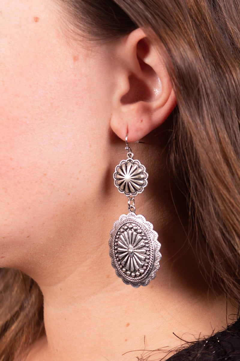 The Santa Fe Earrings