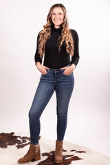 The Hideaway Judy Blue Denim Skinny Jeans