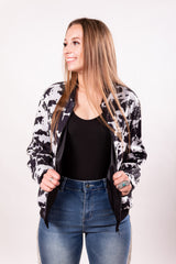 The Betty Sequin Bomber Jacket