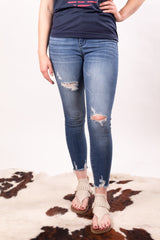 All Jacked Up Judy Blue Denim Jeans