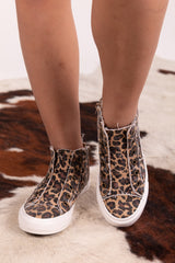 Leopard Night Rider Gypsy Jazz Sneakers