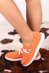Orange Soda Gypsy Jazz Sneakers