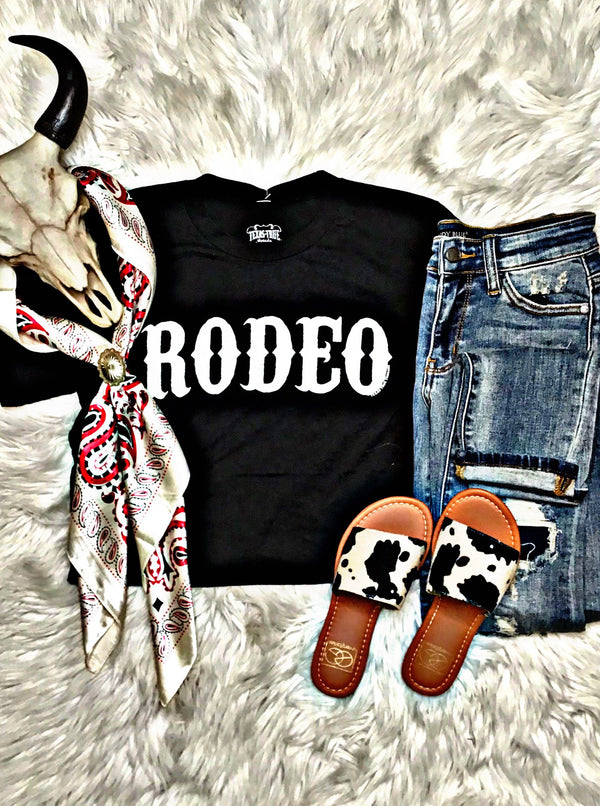 They Call The Thing Rodeo Tee