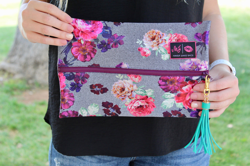Make Up Junkie Bags: Misc. Medium