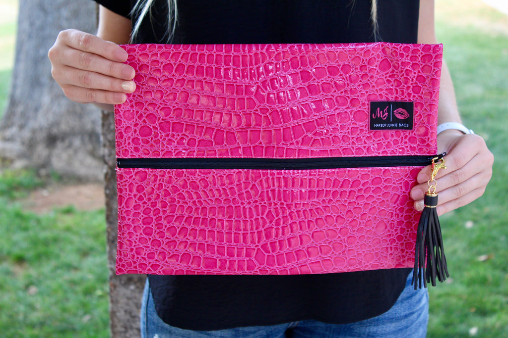 Make Up Junkie Bags: Misc. Large