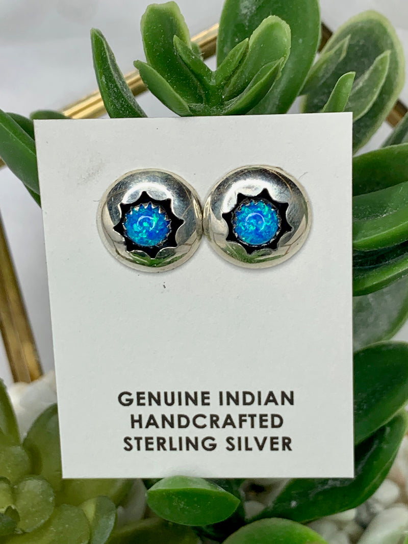 My Favorite Sterling Silver Turquoise Studs