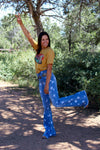 Star Gazer Denim Super Flares