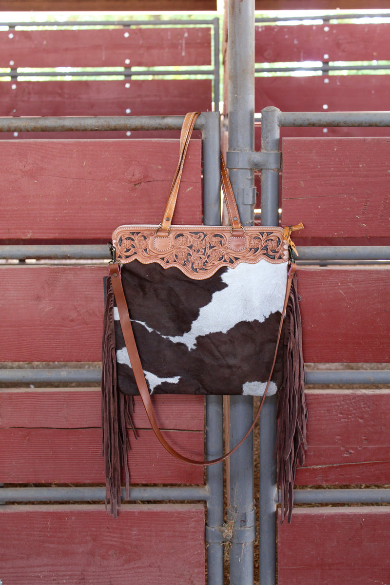Rodeo Ready 2 Fringed Out Purse