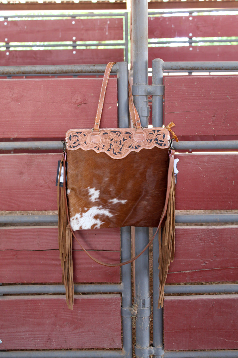 Rodeo Ready 4 Fringed Out Purse