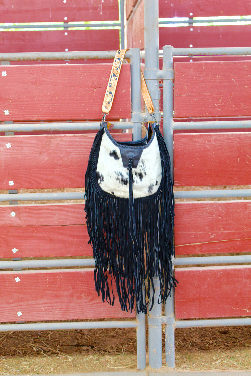 All Fringed Up Purse