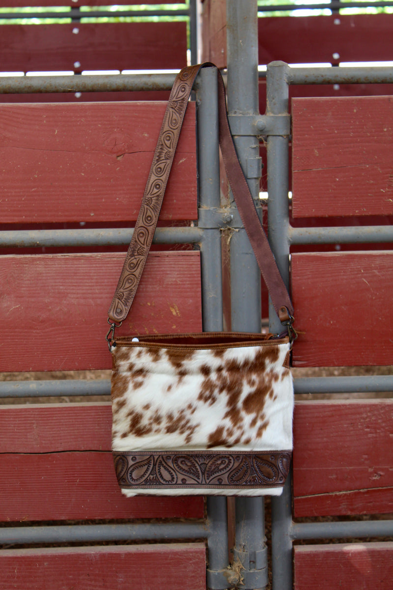 Las Vegas Classic Hand Tooled Purse