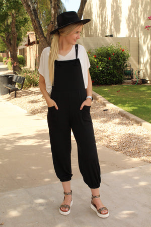 Midnight Jumpsuit Overalls