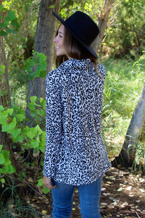 Cowlin and Prowlin Long Sleeve Top