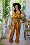 Welcome To The Jungle Jumpsuit