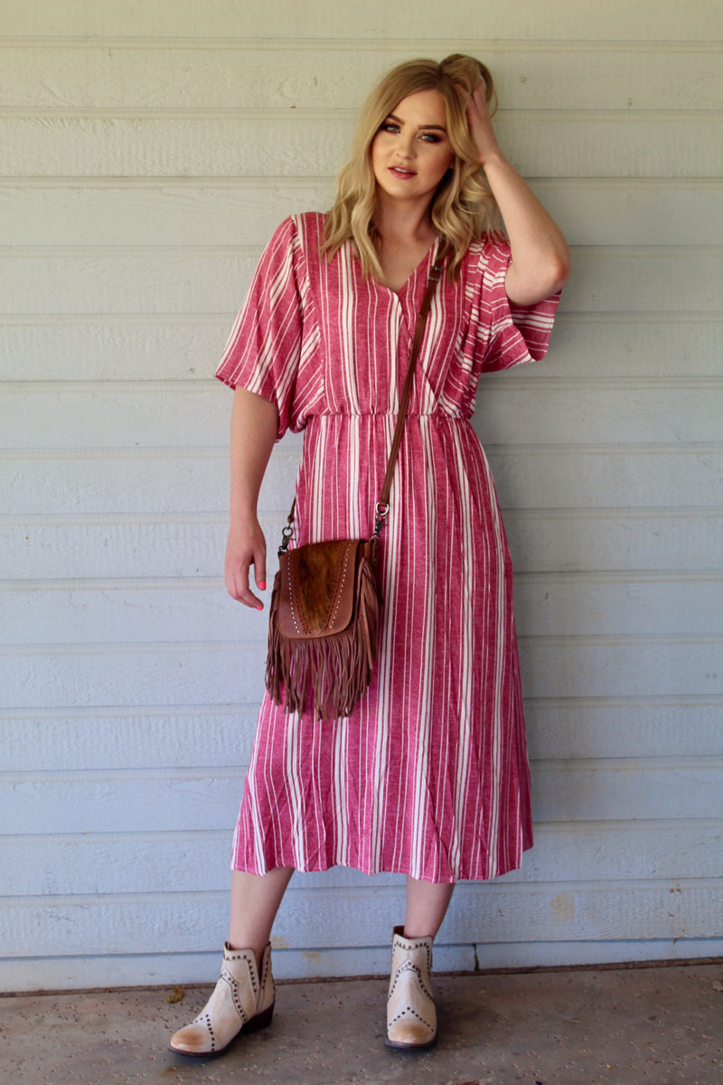 Brunch Babe Midi Dress