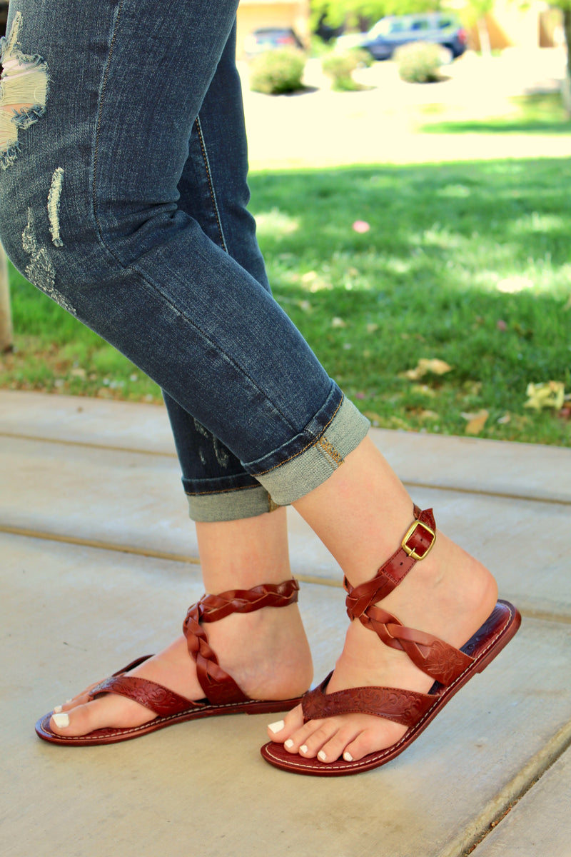The Latigo Sandal
