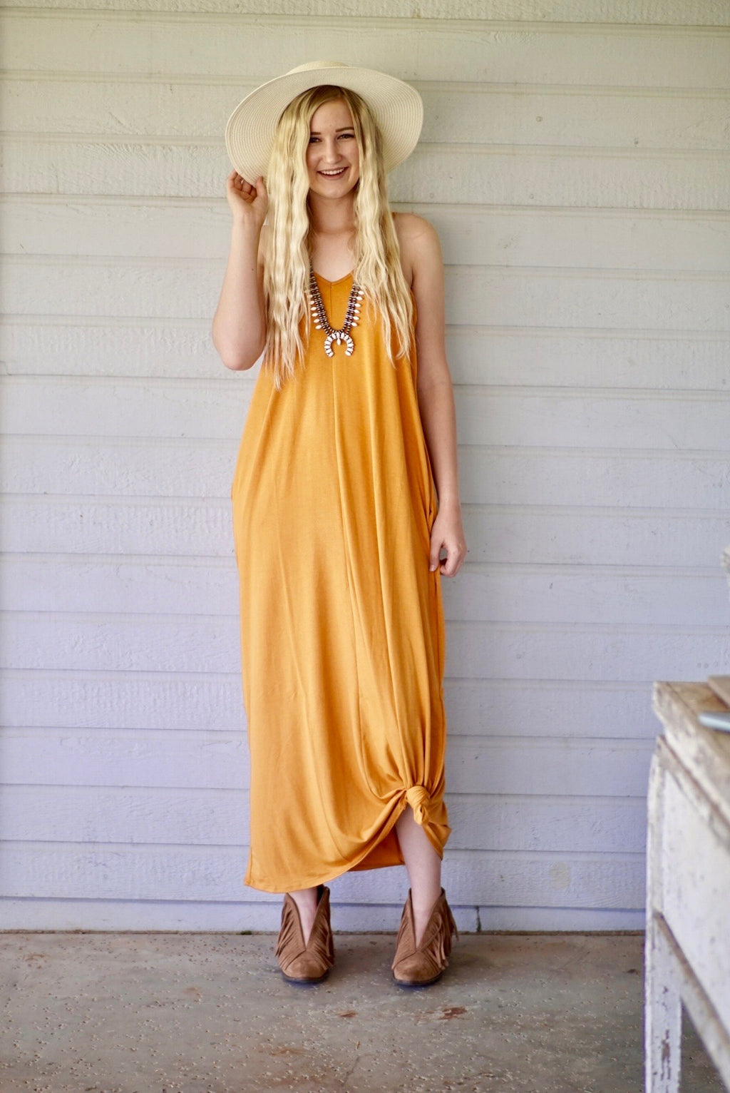 Sunset Dreamin Maxi Dress