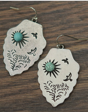 Wild Wind Earrings